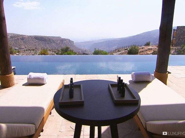 Alila Jabal Akhdar Luxury Dream Hotels