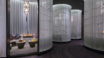 Spa at Mandarin Oriental Guangzhou