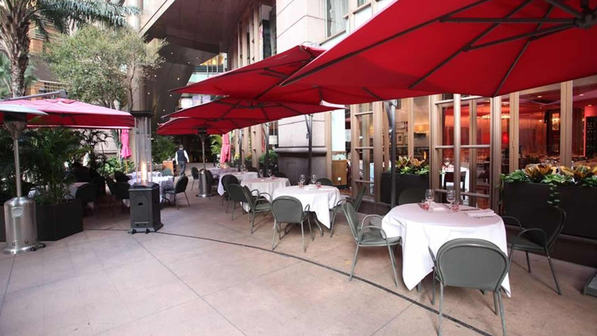 Gaia ristorante hong kong