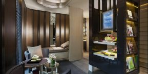 The spa at Mandarin Oriental Singapore