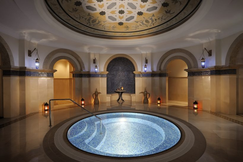 Spa Royal Mirage OneandOnly Dubai