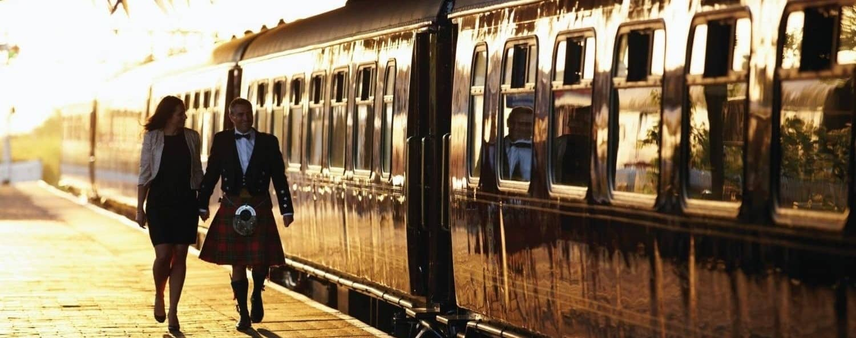 Belmond Royal Scotsman luxury train