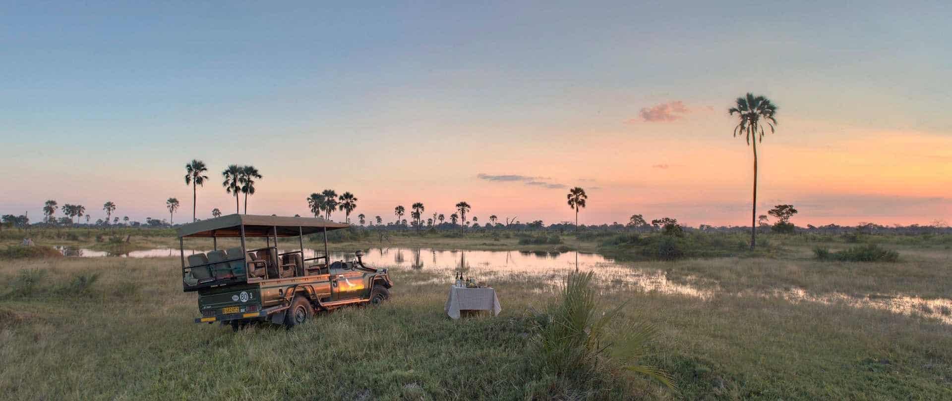 &Beyond, Botswana