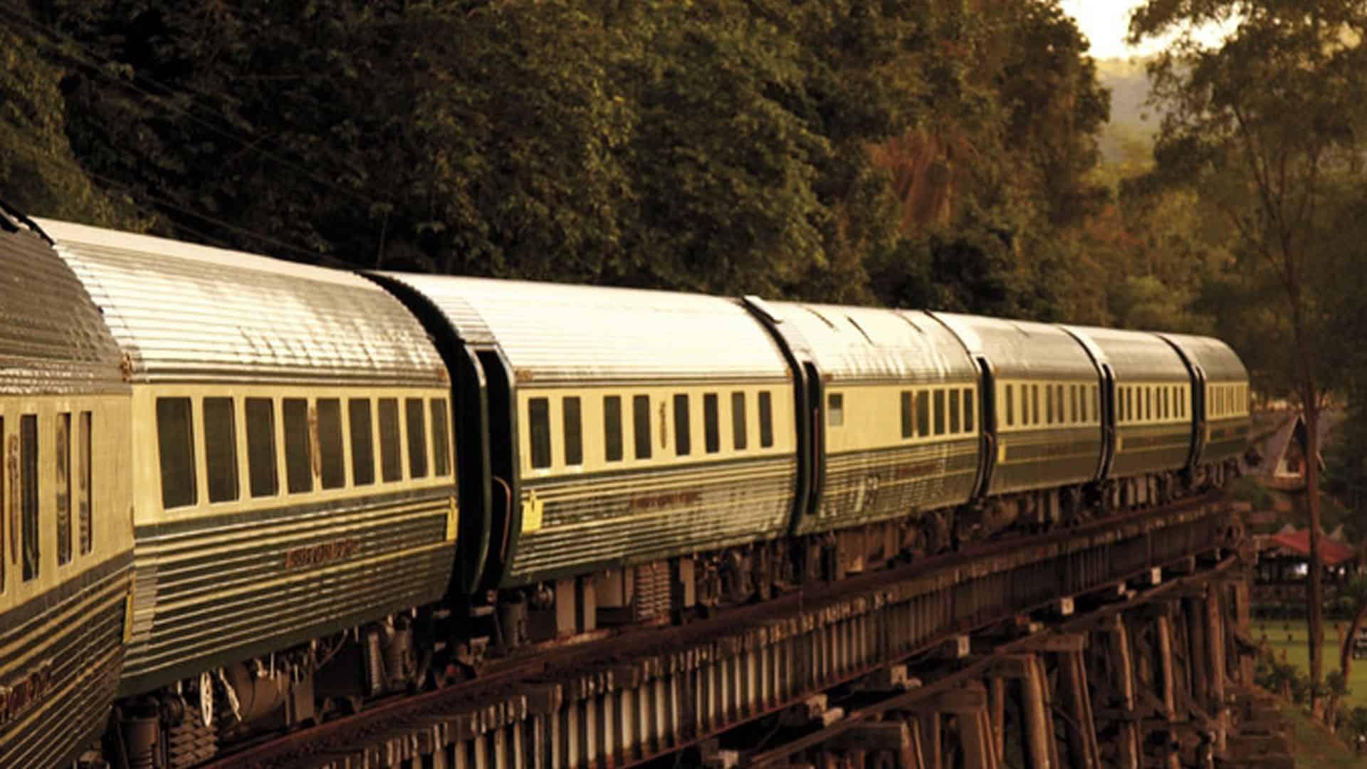 Eastern Oriental Express, Singapore