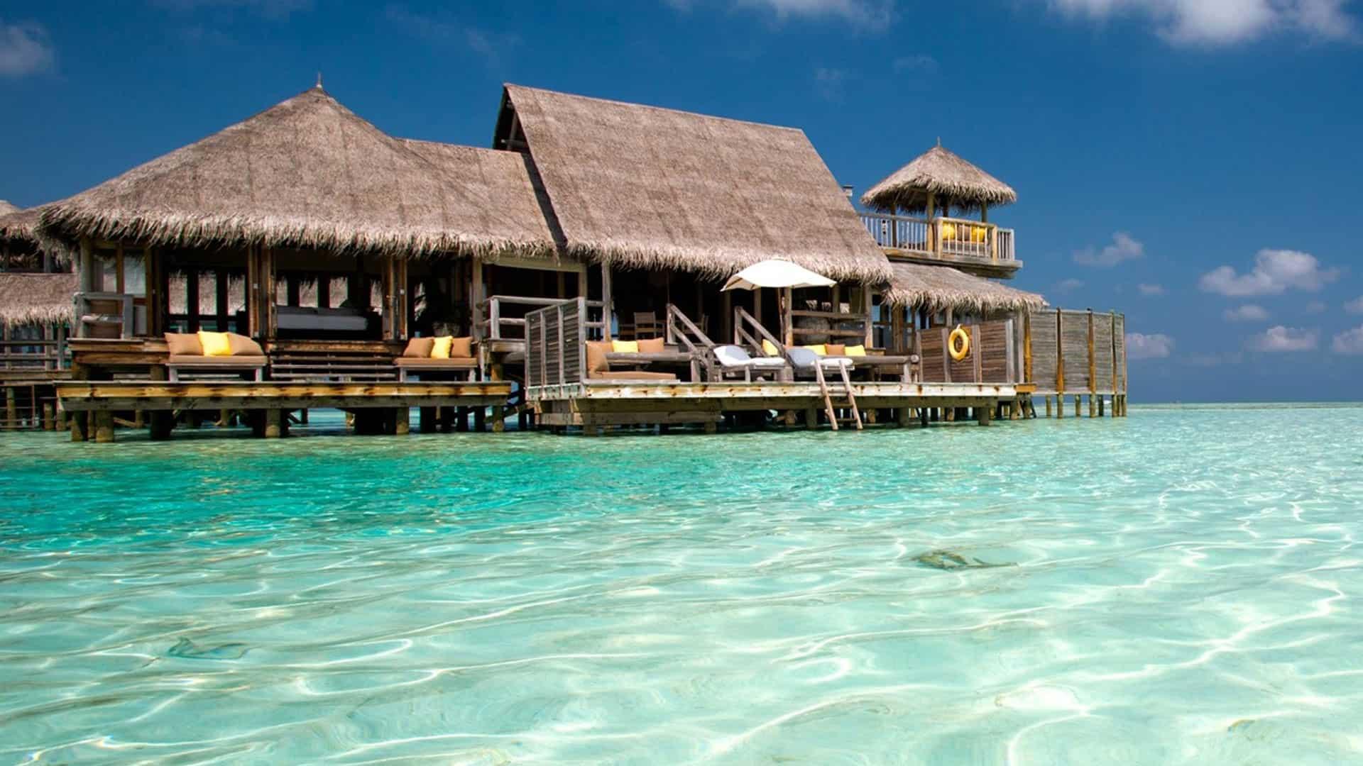 Gili Lankfanfushi, Maldives
