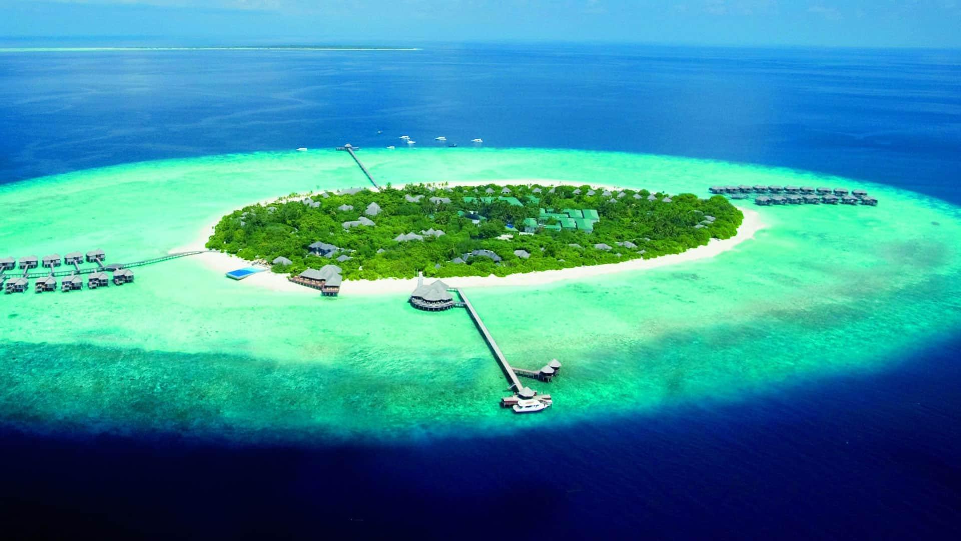 Jumeirah Devanafushi Resort, Maldives