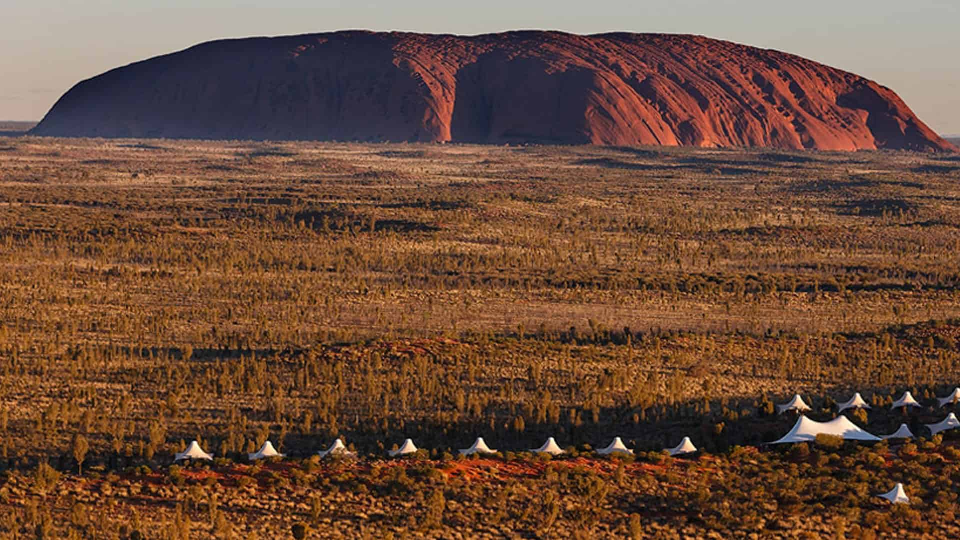 Longitude 131 Resort, Ayers Rock