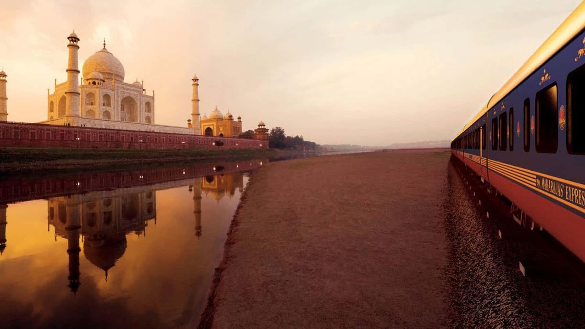 Maharajas Express, India
