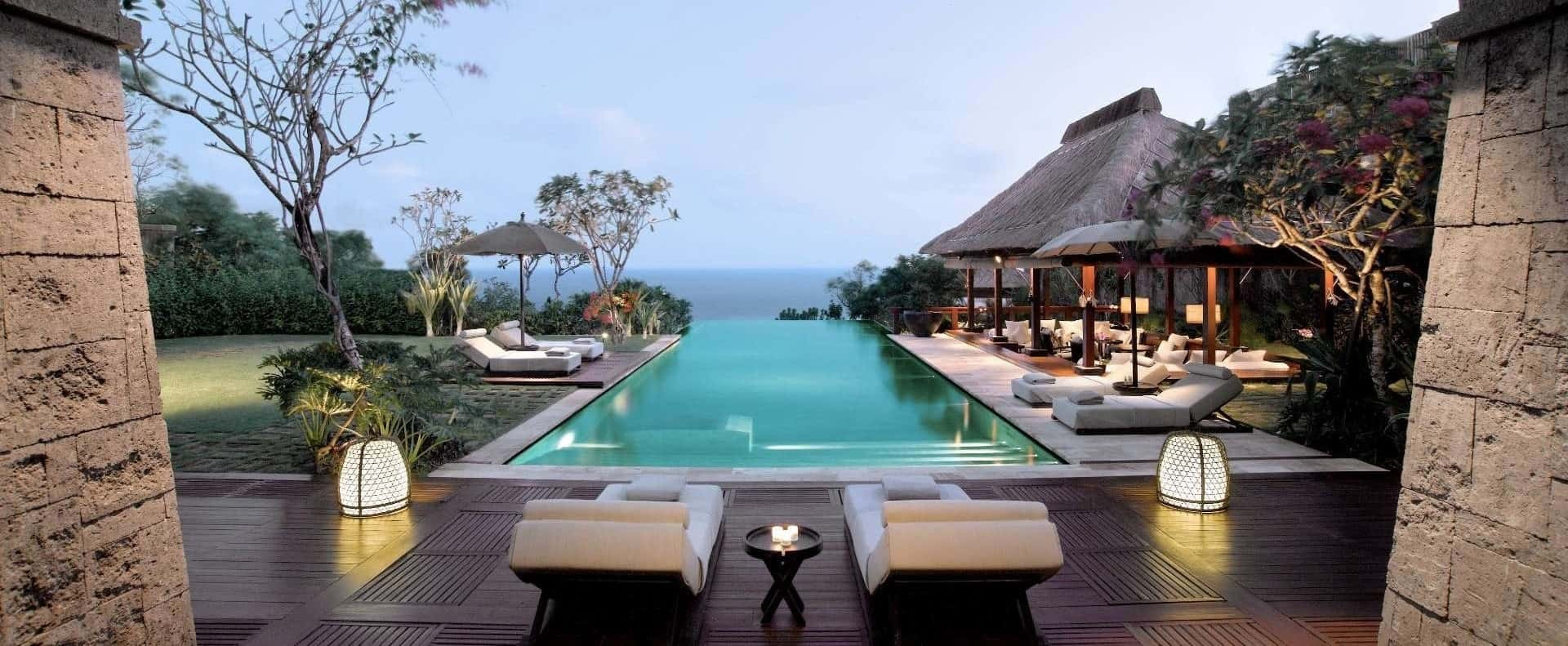 Mansion villa at Bulgari Resort, Bali