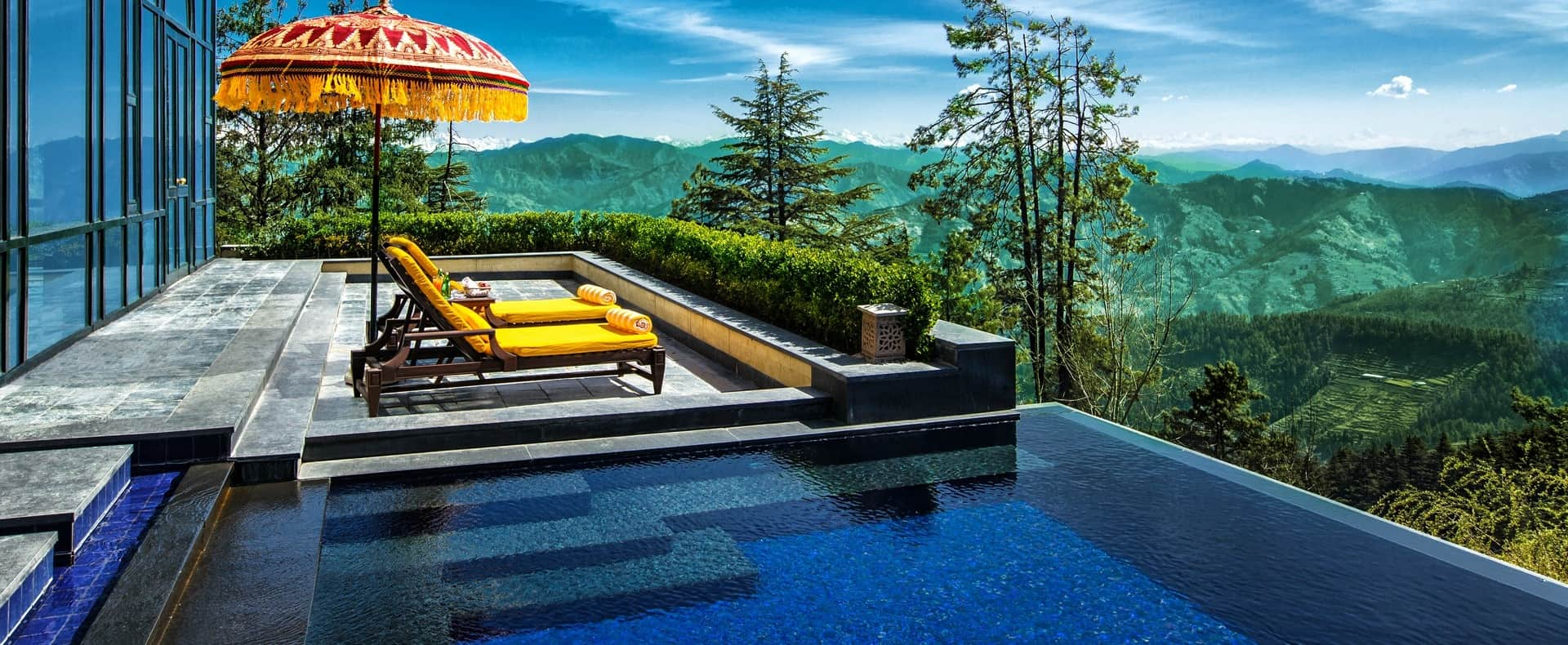 Oberoi Wildflower Hall, Shimla, India