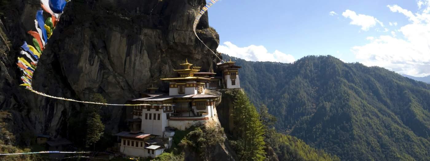 Paro Timphu Punakha Tigers Nest