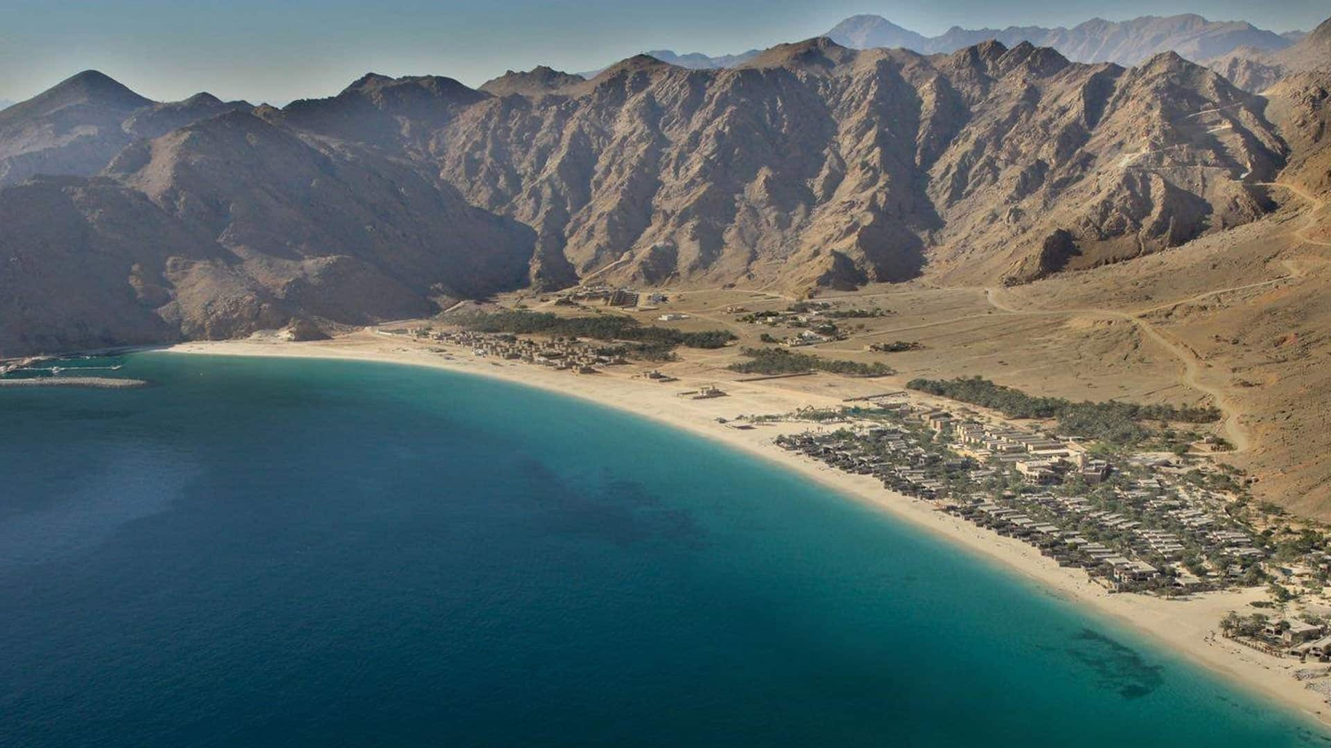 Six Senses Resort Zighy Bay, Musandam, Oman