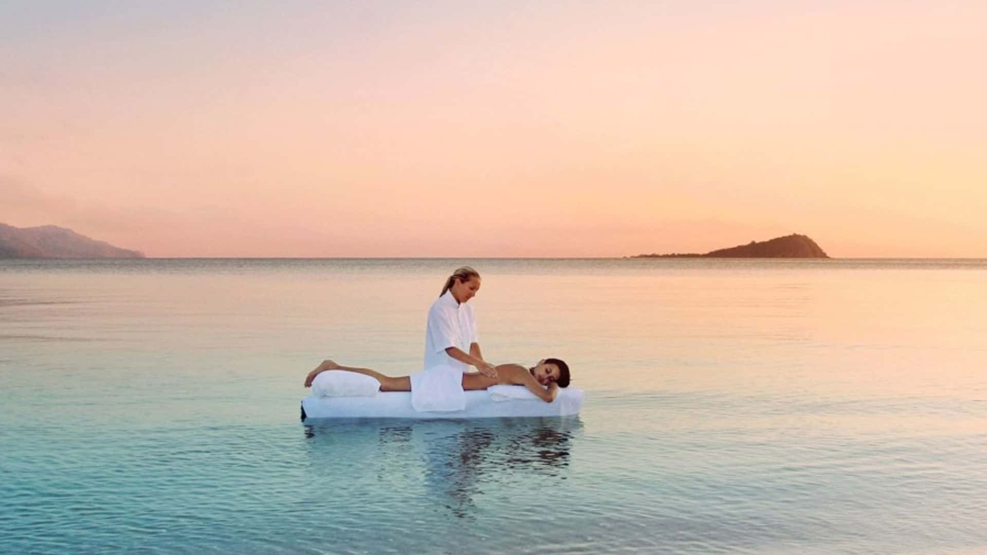 Spa and wellness one only hayman island