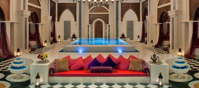 Spa at Jumeirah Zabeel Saray, Dubai