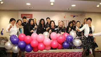 Swire women of wine festival opening ceremony