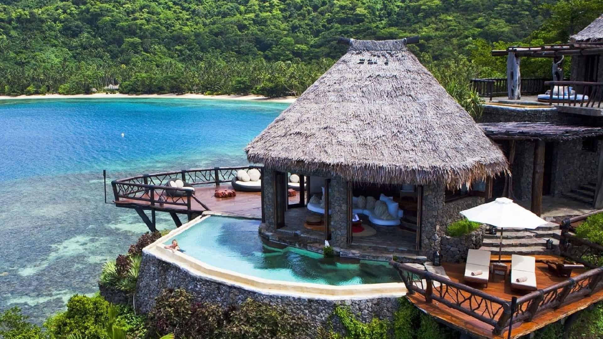 Villa at Laucala Island, Fiji