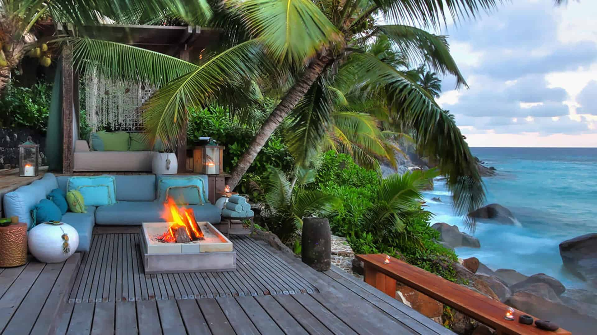 Villa in North Island, Seychelles