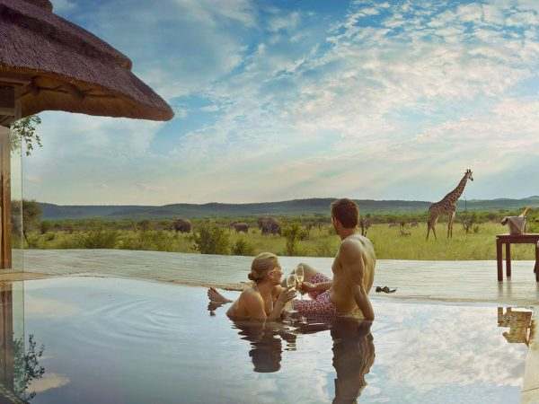 Madikwe Hills Private Game Lodge Pool