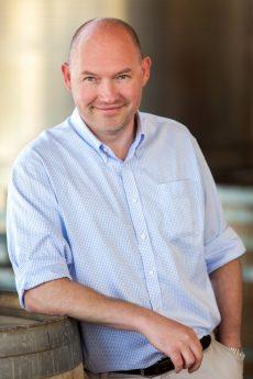 Alex Dale, owner of Radford Dale Wines