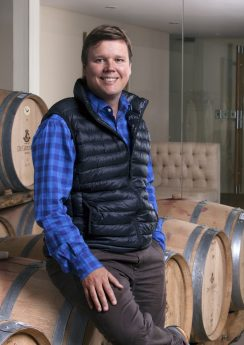 De Villiers Graaff, owner of De Grendel Wines