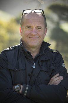 Hans Astrom, co-owner of Klein Constantia Vineyards