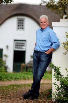 Ken Forrester, owner of Ken Forrester Wines