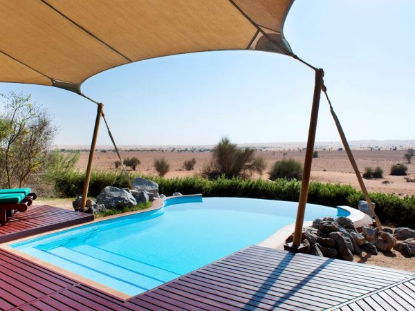Al Maha Desert Resort and Spa Luxury Collection Resort Suite