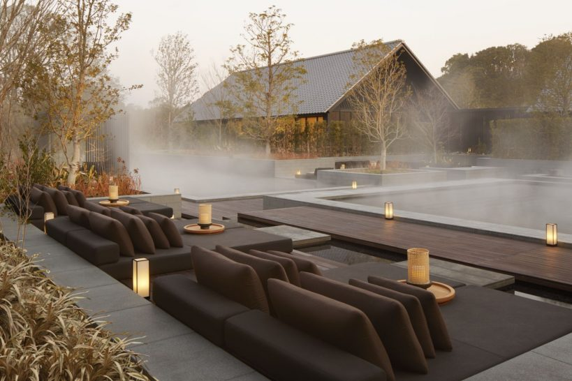 Thermal Spring and relaxation area