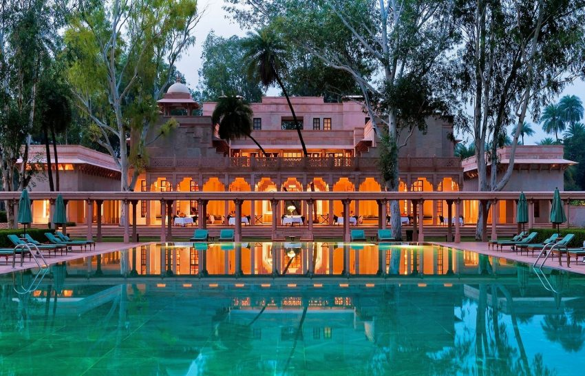 Amanbagh Pool