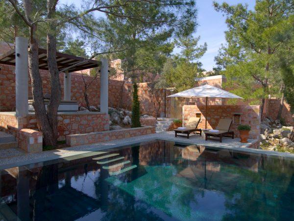 Amanruya Bodrum Turkey pool villa