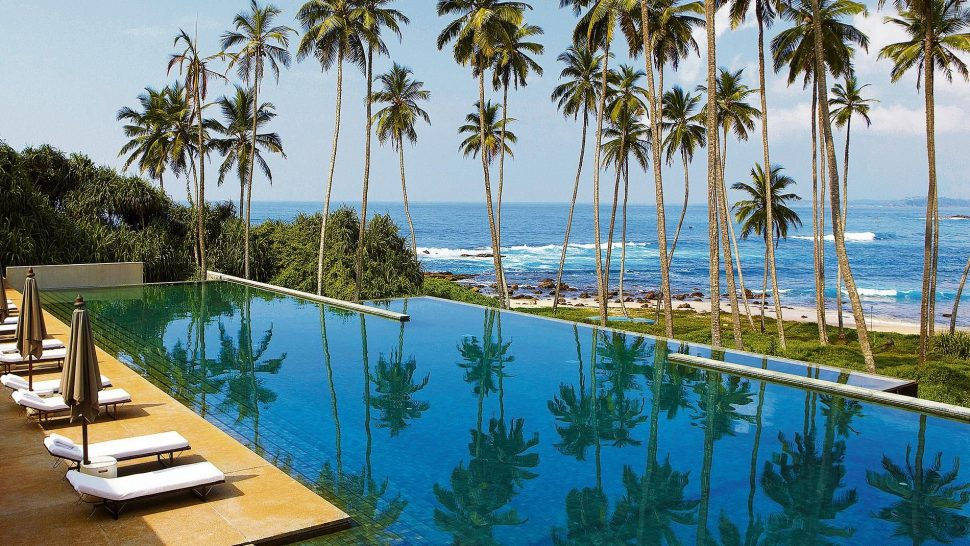 Amanwella Sri Lanka pool
