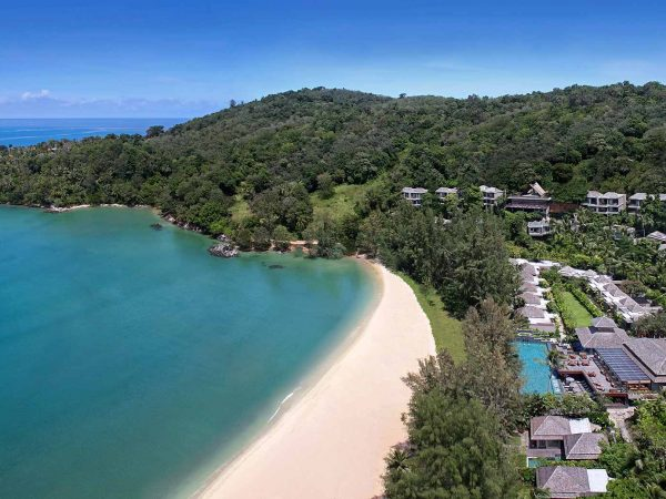 Anantara Layan Phuket Resort and Spa Aerial View