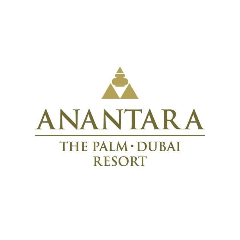Anantara The Palm Dubai Resort Logo