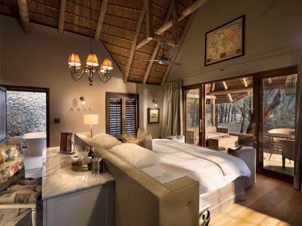 AndBeyond Ngala Safari Lodge cottage