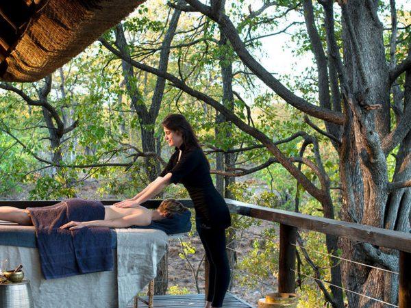 AndBeyond Ngala Safari Lodge spa