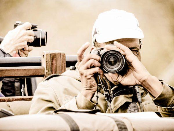 AndBeyond Ngala Safari Lodge photographic Safari