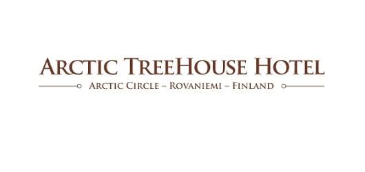 Arctic TreeHouse Hotel Logo