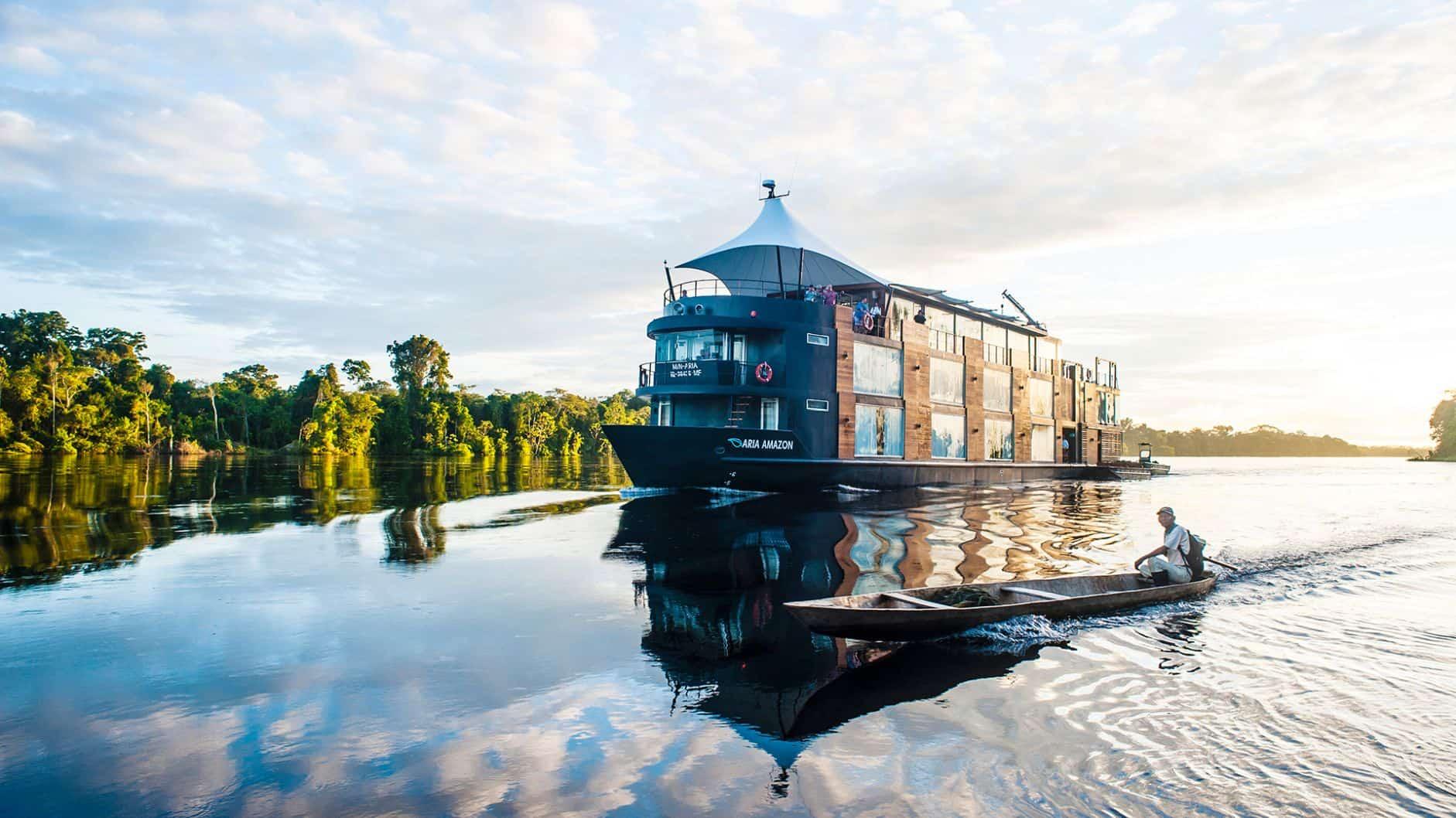 Aria Amazon Aqua Expeditions