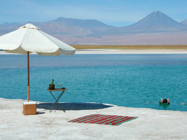Awasi Atacama Chile Lake