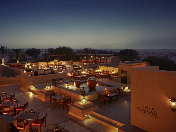 Laucala Island Bab Al Shams Exterior view