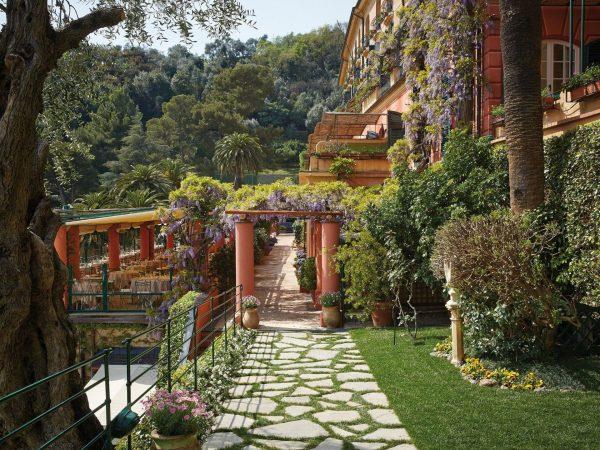 Belmond Hotel Splendido Gardens