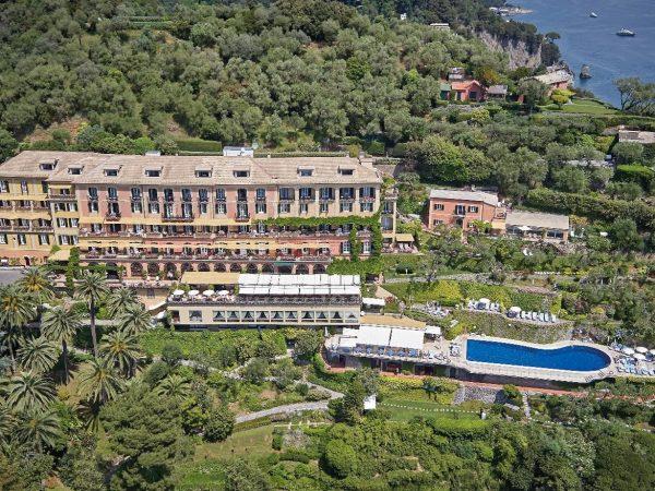 Belmond Hotel Splendido Gardens overview