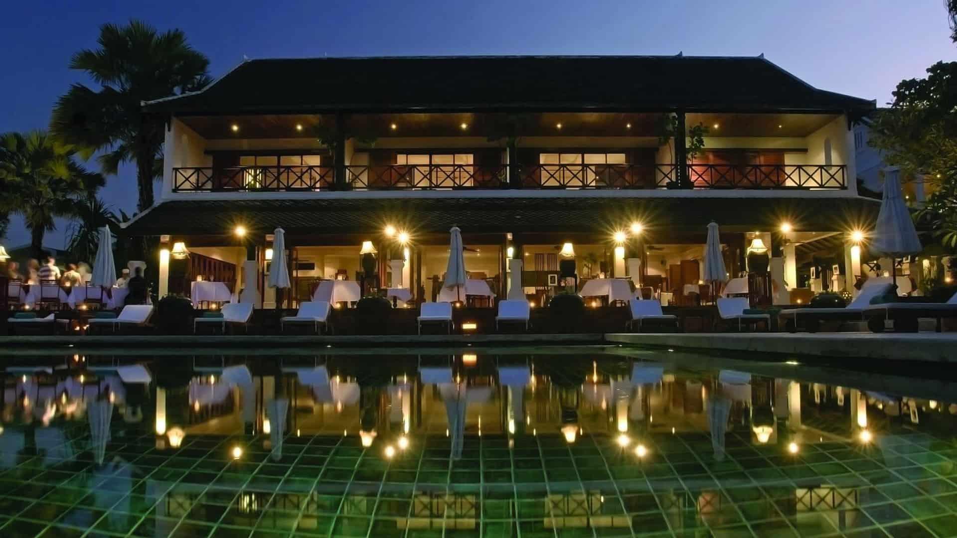 Belmond La Residence Phou Vao Slider