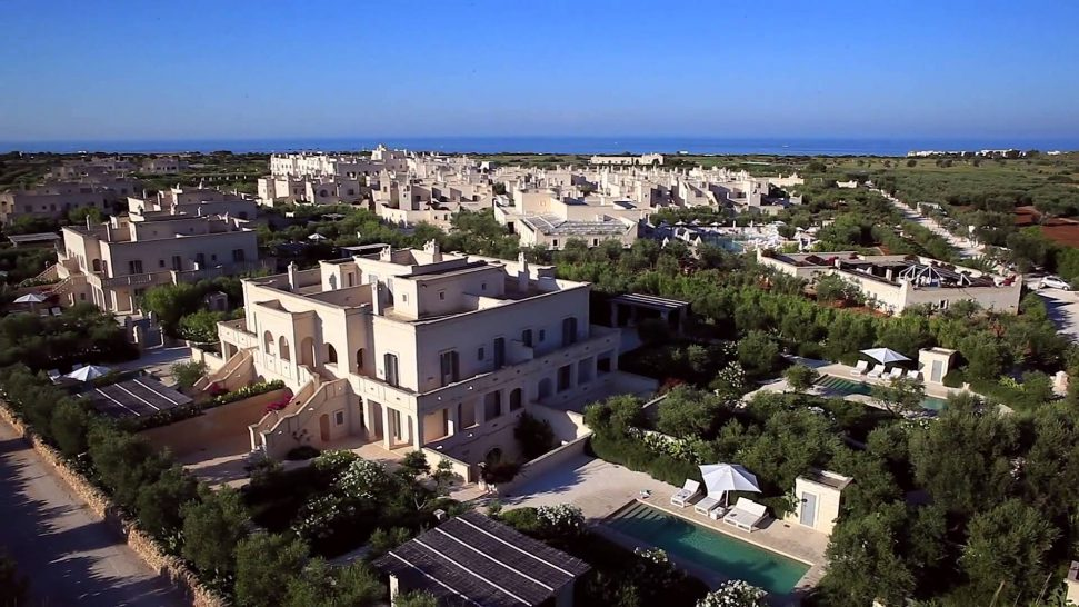Borgo Egnazia view
