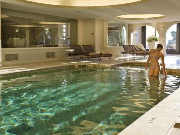 Chateau de la Messardière Pool