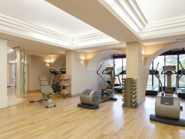 Chateau de la Messardière Gym