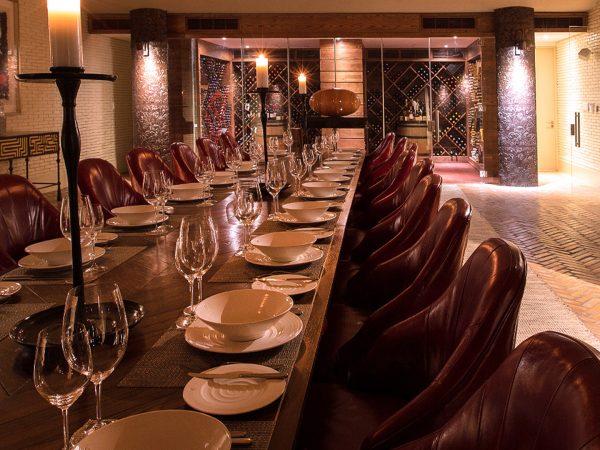 Delaire Graff Estate Private Dining and Event