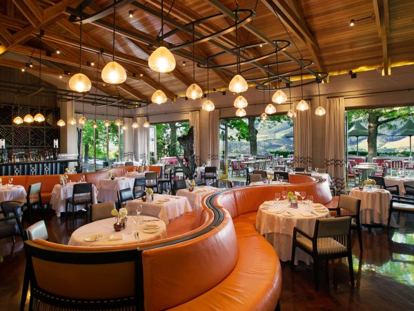 Delaire Graff Estate Restaurant