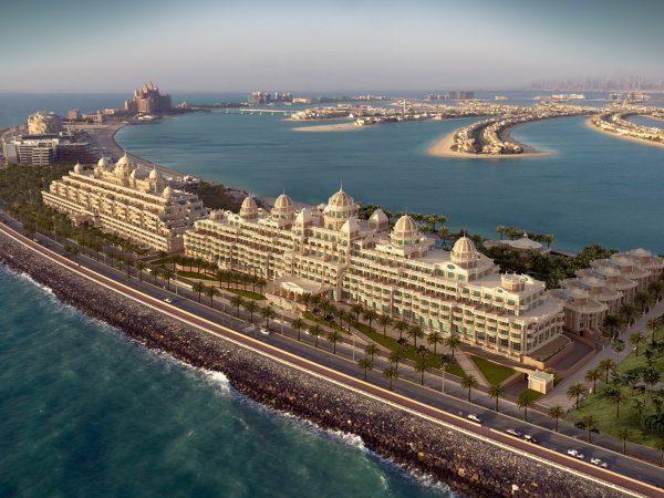 Emerald Palace Kempinski Dubai Exterior