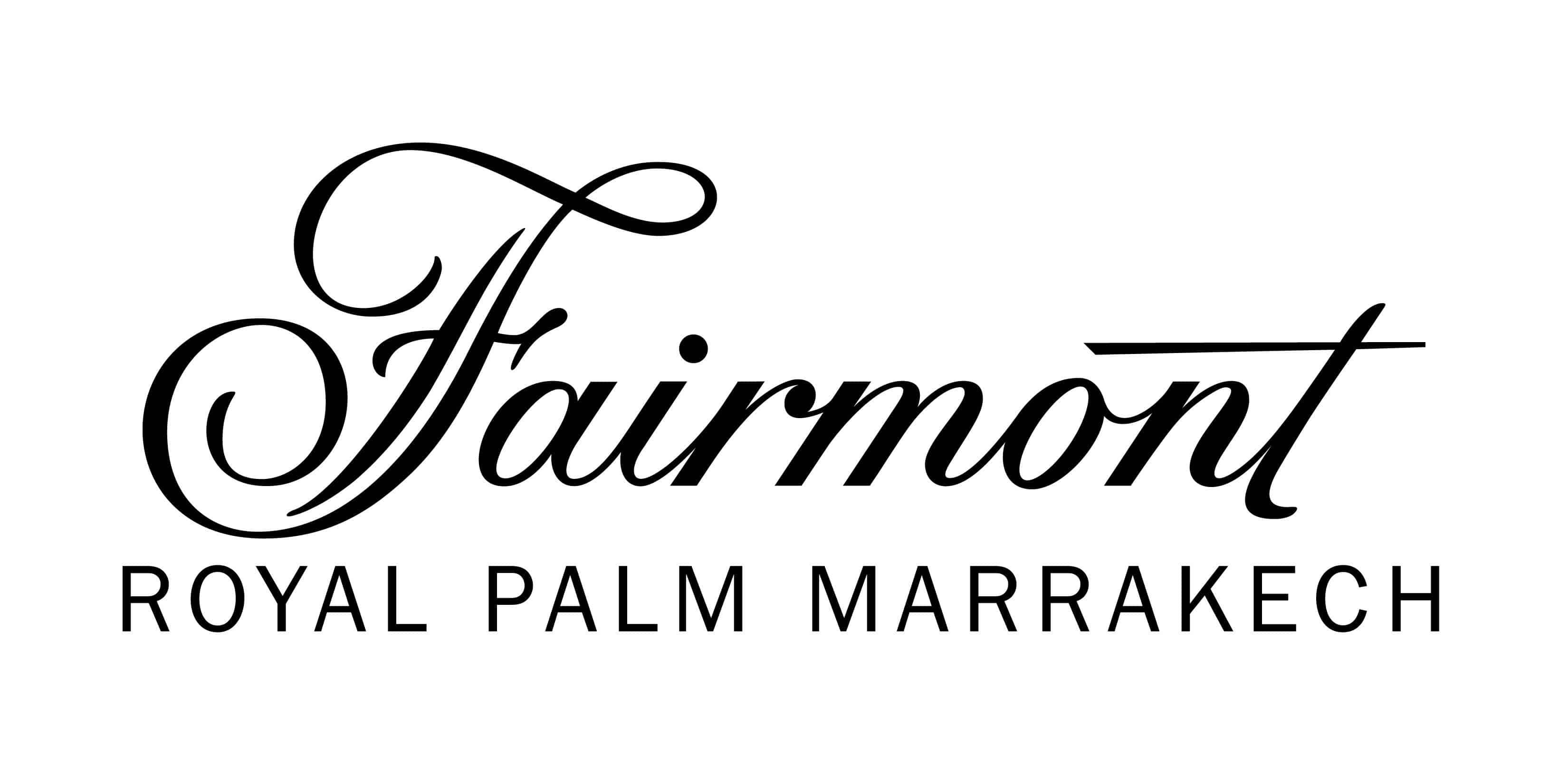 Fairmont royal palm marrakech logo